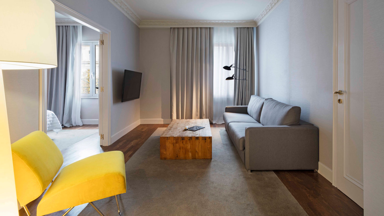 Family Suite at Le Méridien Barcelona